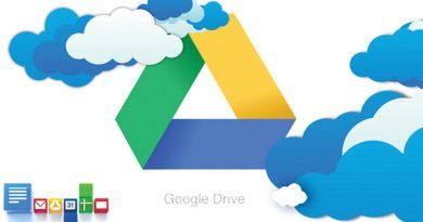 Google Drive laptopra