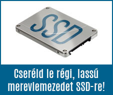 Válts SSD-re most!