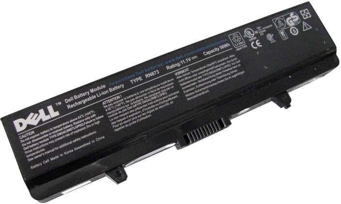 Dell-notebbok-akkumulátor