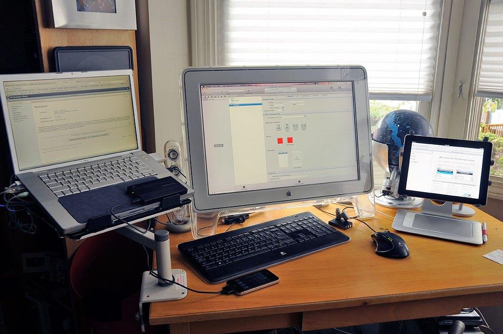 Laptop asztali gépként való használata
