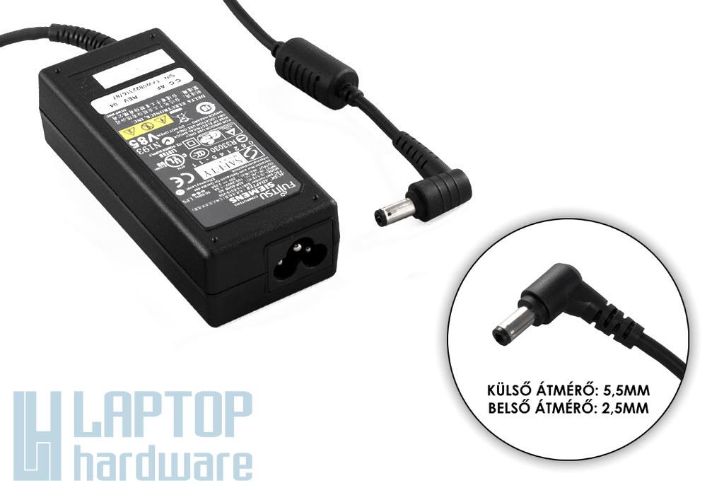Fujitsu-Siemens 20V 3.25A 65W gyári új laptop töltő (SADP-65KB AD)