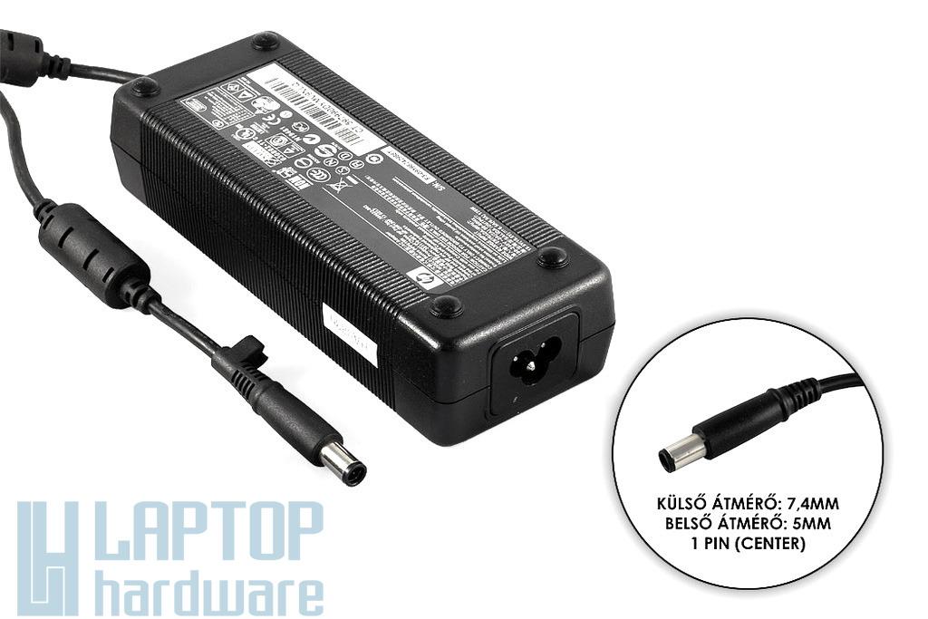 HP 18.5V 6.5A 120W, center pin, gyári új laptop töltő (PPP016H)