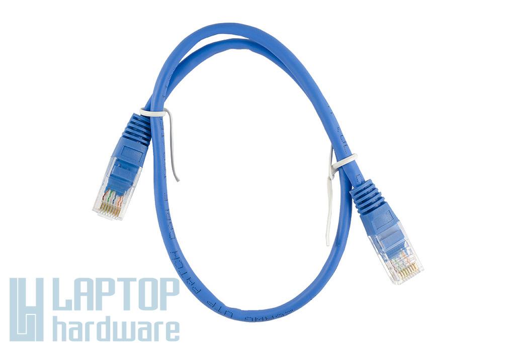 0.5m CAT.5E kék UTP Patch kábel, WL021BG-0.5 BLU