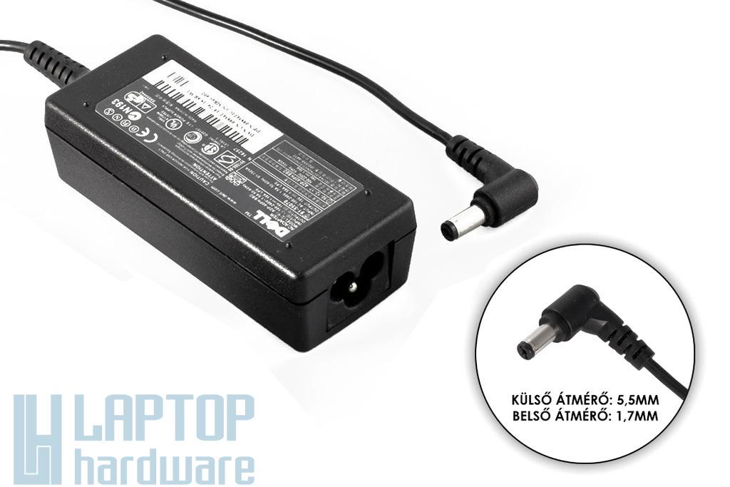 Dell Inspiron Mini 19V 1.58A 30W gyári új netbook töltő (ADP-40PH BBD, 0Y991K, MNX47)