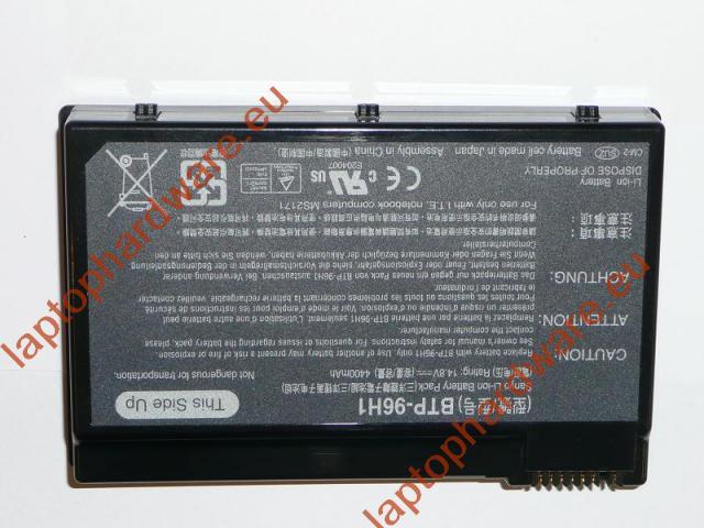 Acer Aspire 3020, 5020, Travelmate C314 8 cellás gyári új laptop akkumulátor
