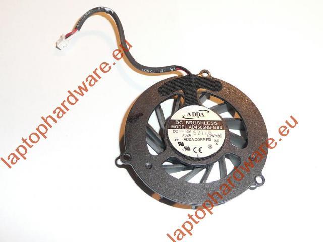 Fujitsu Amilo L1300, L7310, L7310GW használt hűtő ventilátor