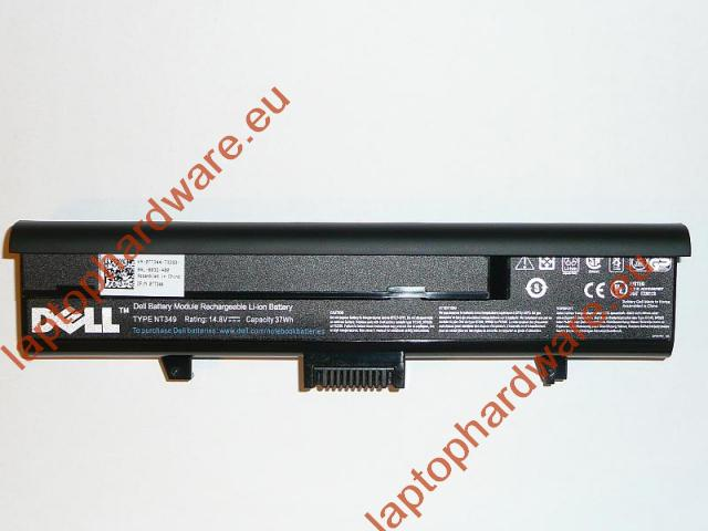 Dell XPS M1330, Inspiron 1328 Gyári Új 4 cellás laptop akku/akkumulátor  TYPE NT349, DP/N 0TT344