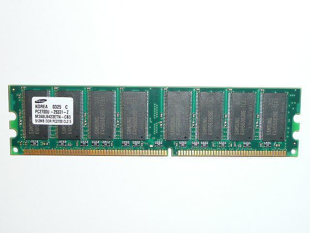 Samsung 512MB DDR 333MHz Desktop RAM