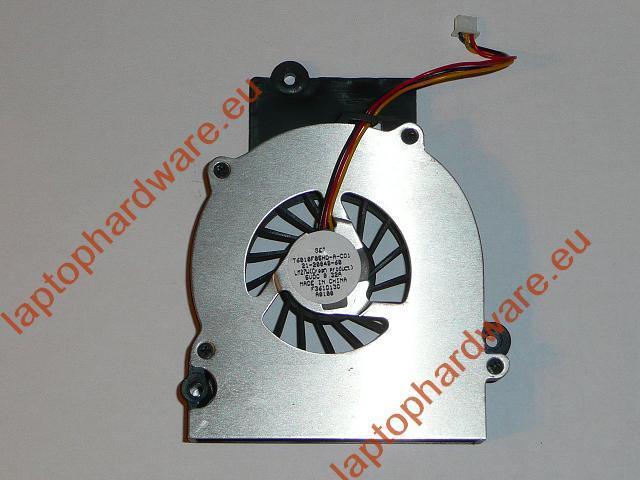 Fujitsu L1310G, L7320GW, Pro V2030 Gyári Új notebook hűtő ventilátor SEI