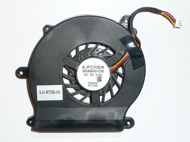 BS5505H2B CPU FAN