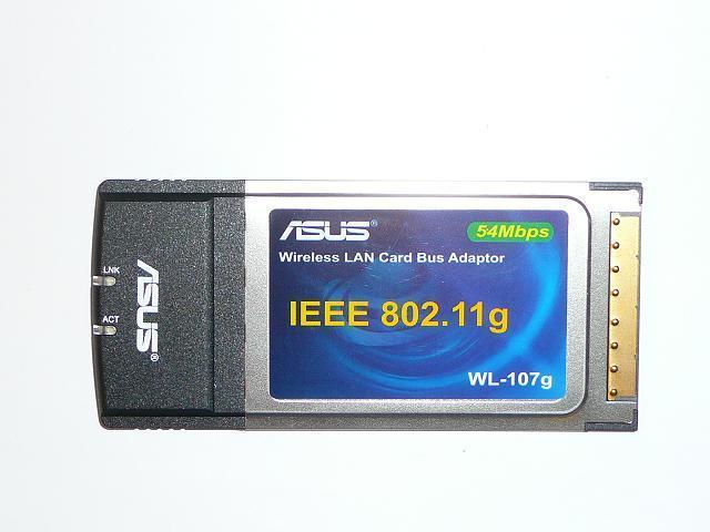 Asus WL-107G
