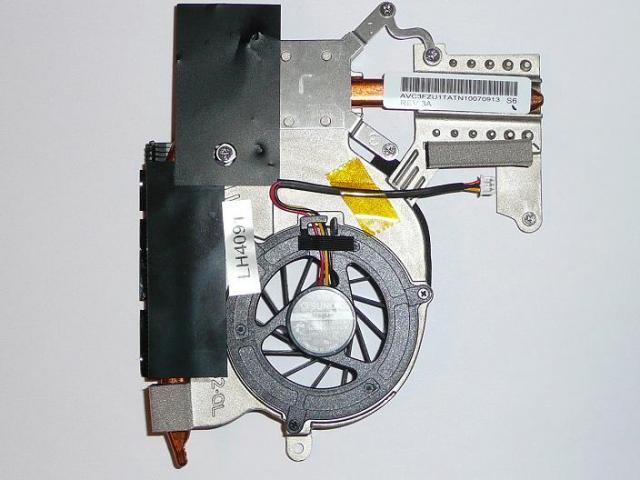 Acer Travelmate 6231, 6292 laptophoz gyári új komplett hűtés (GC054509VH-A)