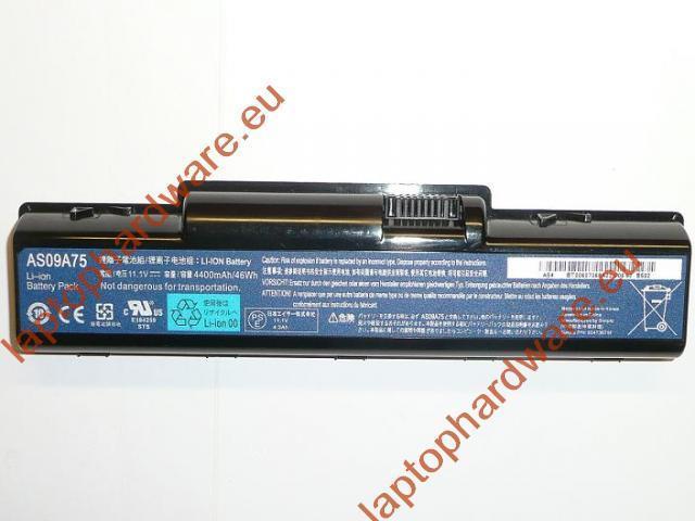 Acer Aspire 4732, 5332, 5735 75%-os használt laptop akku/akkumulátor  AS09A75