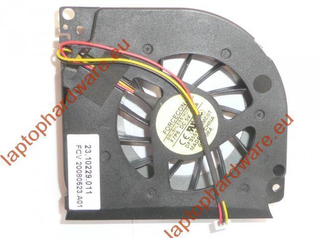 Acer Aspire 5930, Fujitsu Esprimo V5545, V6505 használt laptop hűtő ventilátor, Forcecon