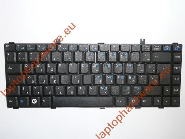 Fujitsu-Siemens Amilo La1703 használt magyar notebook billentyűzet