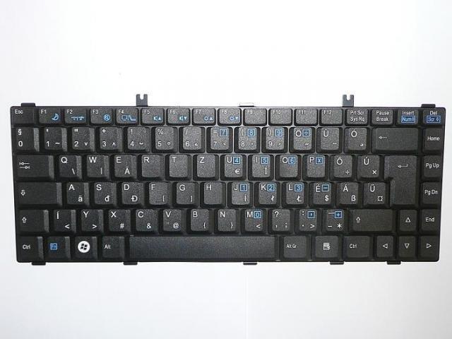 Fujitsu-Siemens Amilo La1703 Gyári Új magyar notebook billentyűzet