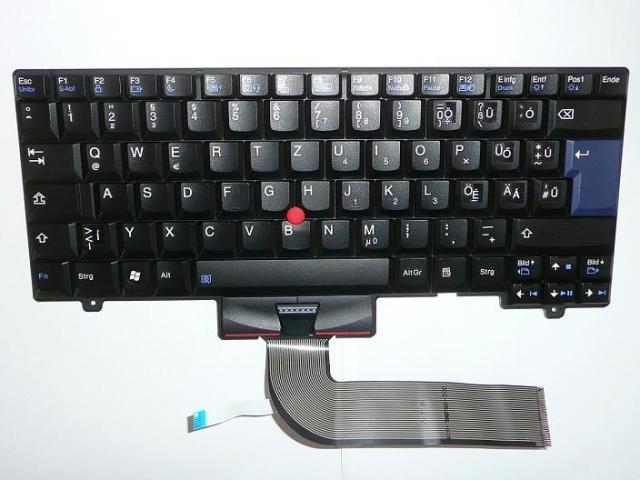 Lenovo ThinkPad L410, L420, SL410, SL510 használt magyarított billentyűzet FRU 45N2365