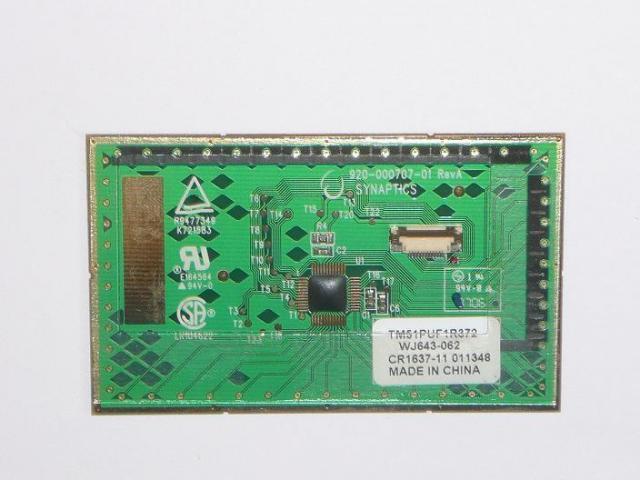 Acer Aspire 3100, 5100 Touchpad kábellel, kerettel (TM51PUF1R372)