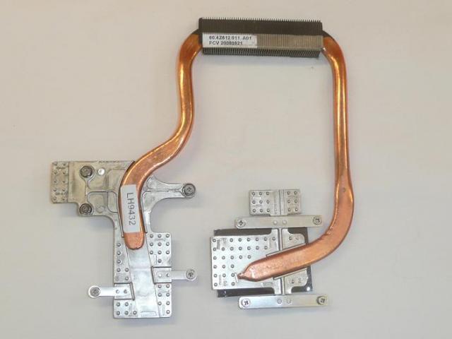 Acer Aspire 5730 használt laptop hőelvezető cső (60.4Z512.011 A01)
