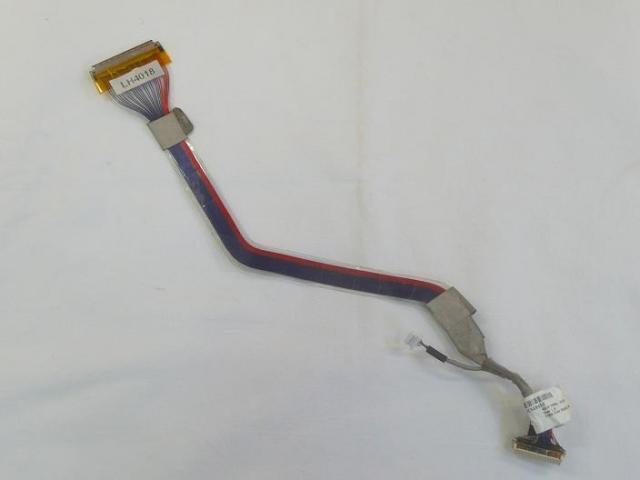 Fujitsu-Siemens Lifebook C1020 laptophoz használt LCD kábel DD0EF4TH211 (15'')  XGA