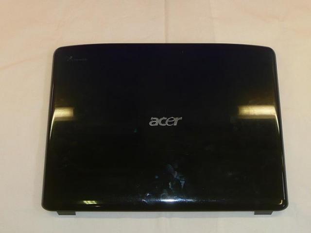 Acer Aspire 5730 használt laptop LCD hátlap, WIS41.41J501.002