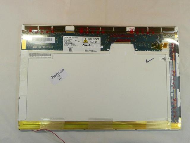 Chunghwa CLAA154WA 15.4'' WXGA használt matt laptop kijelző