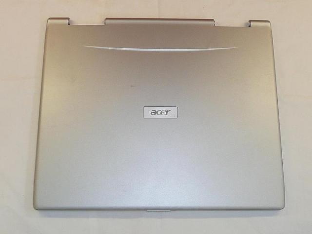 Acer Travelmate 420 használt laptop LCD hátlap, APBL111G000