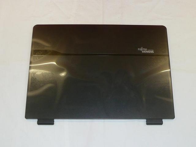 Fujitsu-Siemens Amilo Pi2540 gyári új LCD hátlap, 83GP55050-20  (15.4'')