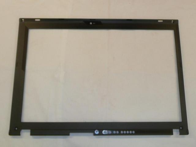 IBM Thinkpad T60 laptophoz gyári új LCD keret 42X5055  (14,1'')