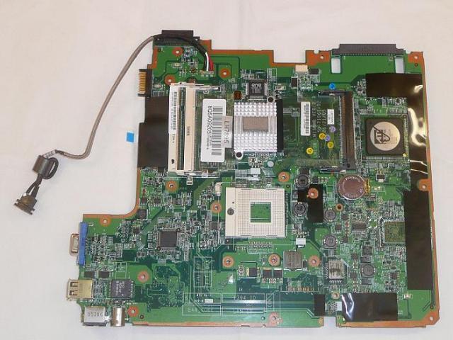 Fujitsu Siemens 1310G használt laptop alaplap