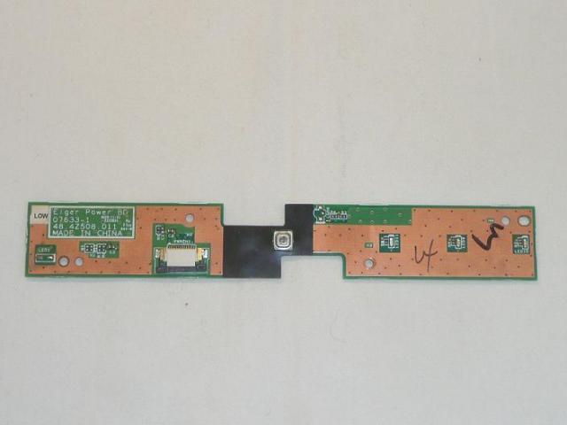 50.4Z505.101  Bekapcsoló panel