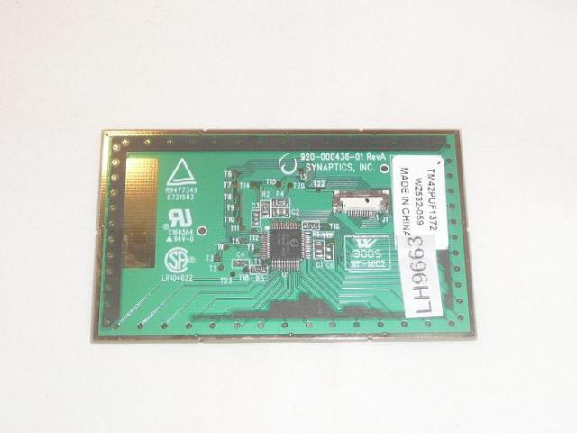 TM42PUF1372  Touchpad.