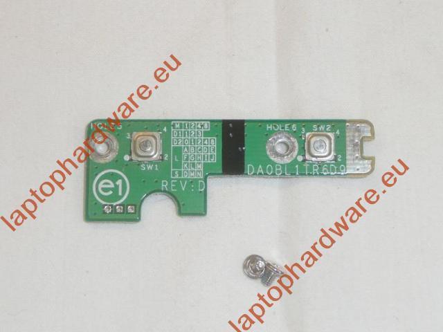 Packard Bell Ares GM2 laptophoz használt touchpad gomb panel (DA0PB2TR8D0)