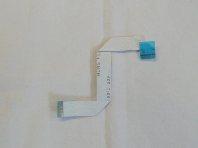 Fujitsu-Siemens Amilo Si1520, Dell Inspiron 6400 laptophoz gyári új bekapcsoló panel szalagkábel (1HYEZZZ20D2)