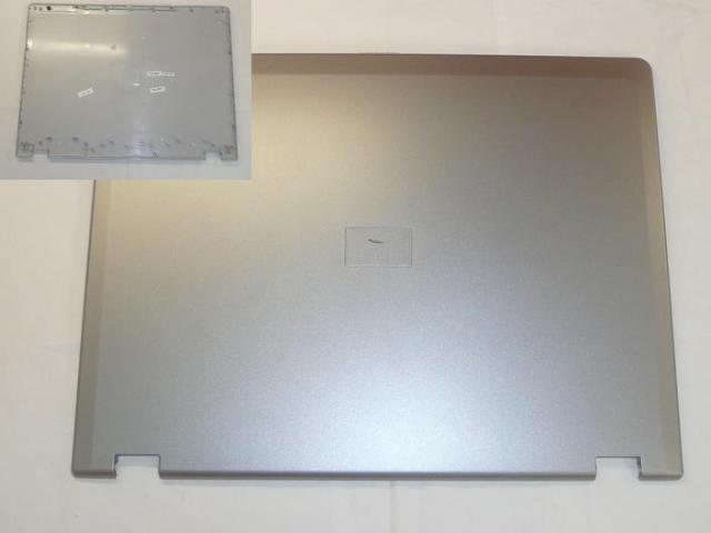 Fujitsu-Siemens Amilo A1630 használt LCD hátlap, 50-UE8040-00  (15,4'')