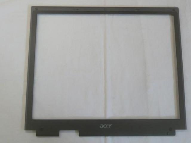 """Acer Aspire 1350, 1510 használt laptop LCD keret, 60.A10V7.004 (15"""")."""