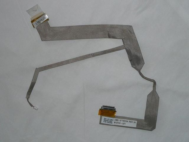 Fujitsu-Siemens Amilo Si1520, Toshiba Satellite 1200 laptophoz használt LCD kábel DD0DW1LC007  (12,1'')