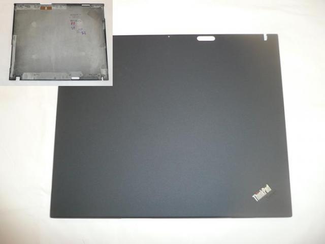 IBM Thinkpad T40, T41, T42 laptophoz új LCD hátlap (14inch)(62P4194)