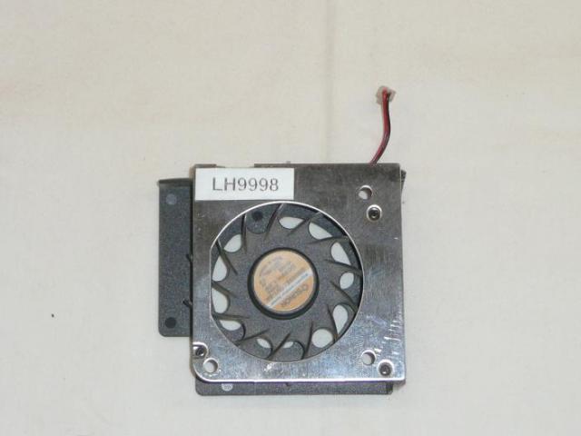 ECS Green 550, PATRIOT 6001 használt laptop hűtő ventilátor (GB0555AGV1-8A)