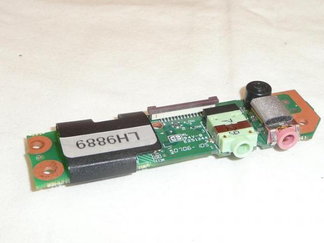 50-71137-22  Audio panel.