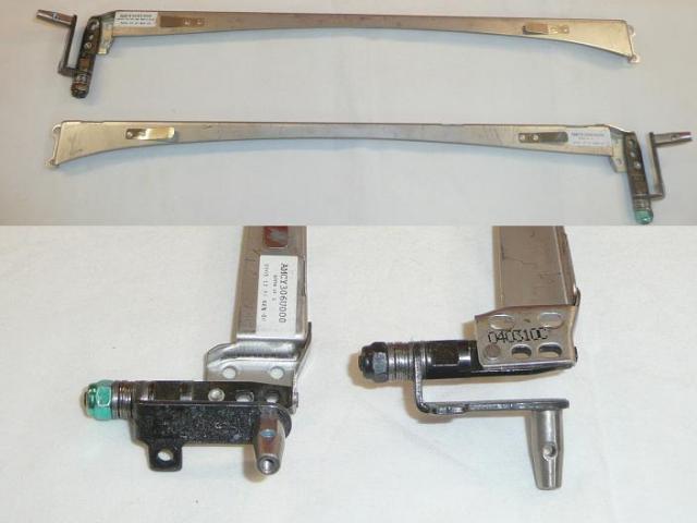 Acer TravelMate 540 sorozat laptophoz használt zsanérpár (15