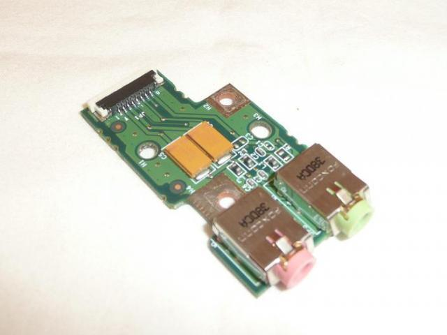 L5-1863 REV:1.0  Audio panel.