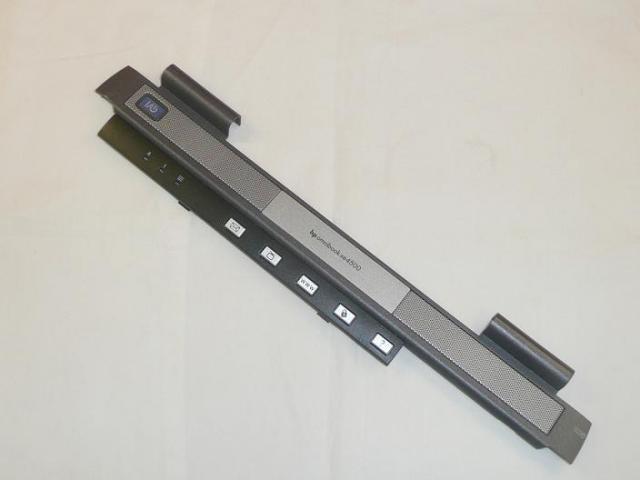HP OmniBook XE4500 laptophoz használt Bekapcsoló és Gyors gomb fedél (EBKT1003010)