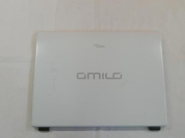 Fujitsu-Siemens Amilo mini ui3520 használt LCD hátlap, 80-41395-00