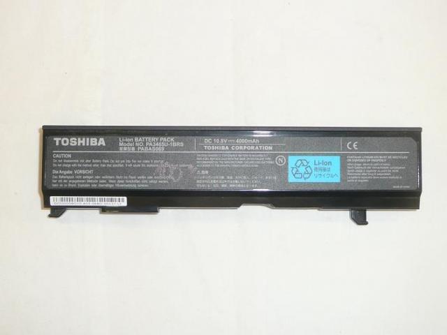 PA3465U-1BRS 10.8V 4000mAh 100%-os