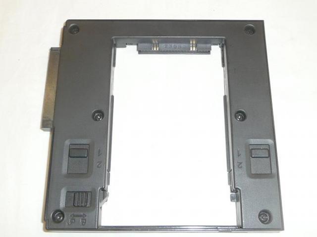 HP Compaq laptophoz Multibay I második winchester beépítő keret(SPS 155352-001)