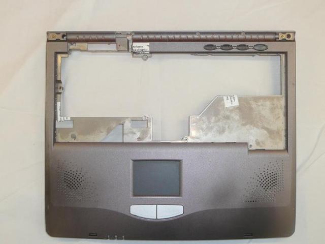 39-27012-01x   Felső fedél, touchpaddal, Mouse és szalagkábelekkel(14