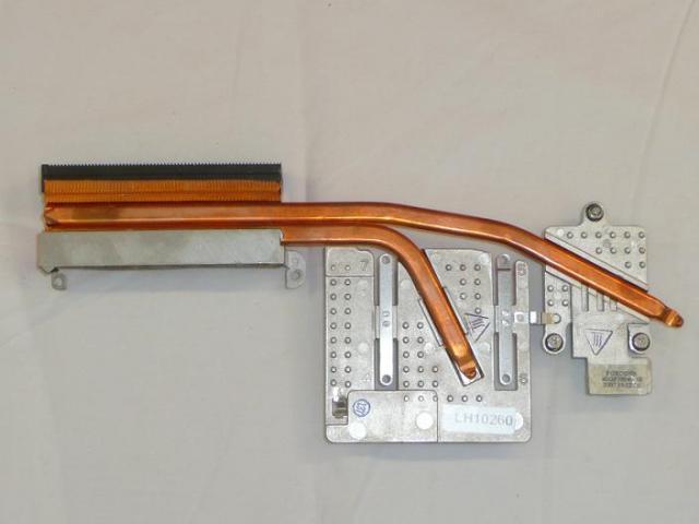 Fujitsu-Siemens Amilo Xi2550 hőelvezető cső (40GP75040-10)