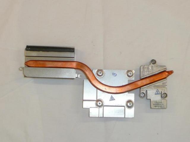 Fujitsu-Siemens Amilo PI2530 használt hőelvezető cső (40GP55040-00)