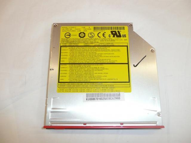 Panasonic Slot-in IDE DVD Író UJ-845C
